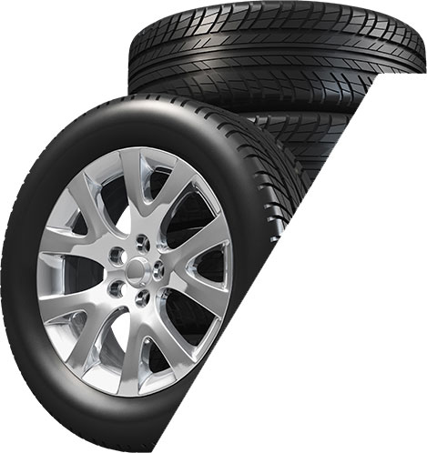 Tire Pile | RJ's Tire Pros & Auto Experts